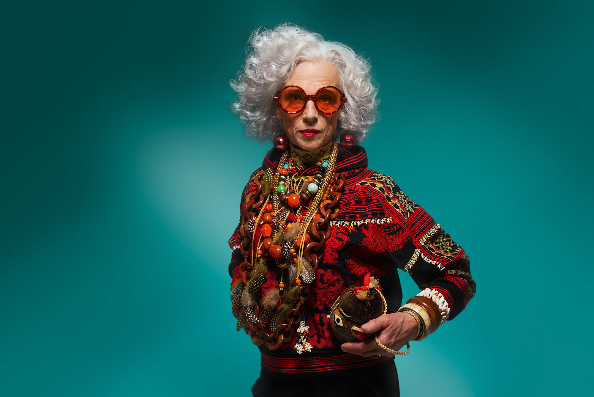 Funky Grandma